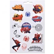 Стикери татуировки - SPIDERMAN - 50 бр.